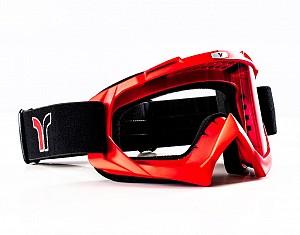 Lunettes de motocross Rueger RB-970 RED