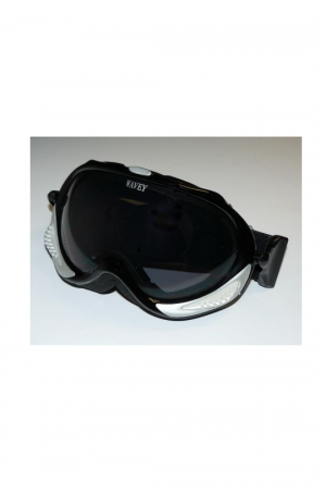 Cross Goggles Noir (Senior)