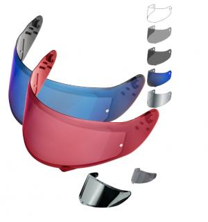 VISIR pour casque de moto Enduro V331 / RX967 RX968