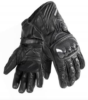 Élément noir en cuir thermique NOIR 52780106 MC HANDSKAR