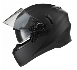 Casque BNO F06 INTEGRAL SUNVISOR MATT BLACK Mc
