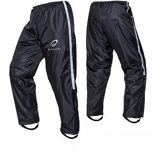 Pantalon imperméable noir Spectre BLACK-5128 regnbyxor