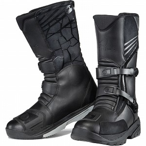 Bottes moto MC MC Agrius Crater WATERPROOF Adventure 51083 NOIR