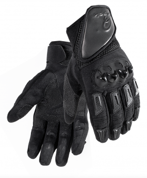 Black Terrain Short Moto 52790106 GANTS MC