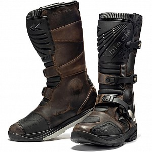 Bottes noires Rebel Adventure WP 5264 MC