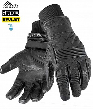 DUAL WEATHER FREERIDER KEVLAR WATERPROOF MC GLOVES