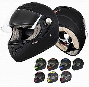CASQUE RT-823 NOIR MULTI INTEGRAL MC