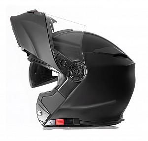CASQUE SOLVISIR MC ouvrable noir mat RS-982
