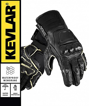 Gants KEVLAR WATERPROOF CARBON KEVLAR PRO mc
