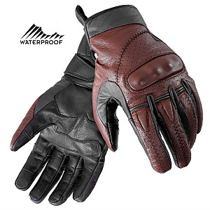 ARTERY TOURING VINTAGE WATERPROOF MC GLOVES
