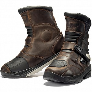 Bottes noires Rogue Adventure Mid 5265 Touring MC